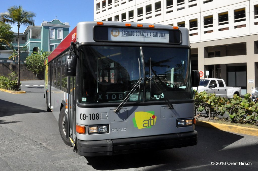 Gillig Advantage 09-108