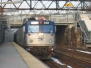 Amtrak AEM-7 Electric Locomotives