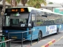 Central & Southern District Egged Taavura Buses