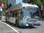 CMBC New Flyer Trolleybuses