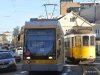 Siemens/CAF Articulated Tram 504