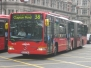 London Mercedes-Benz O530G Citaro Articulated Buses