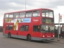 London Volvo B7TL Double Decker Buses