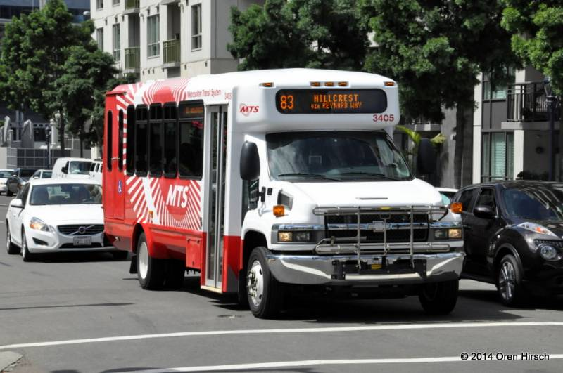 MTS Route 280 - Transit.Wiki