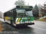 Ride On 40 Foot Orion V/CNG Buses