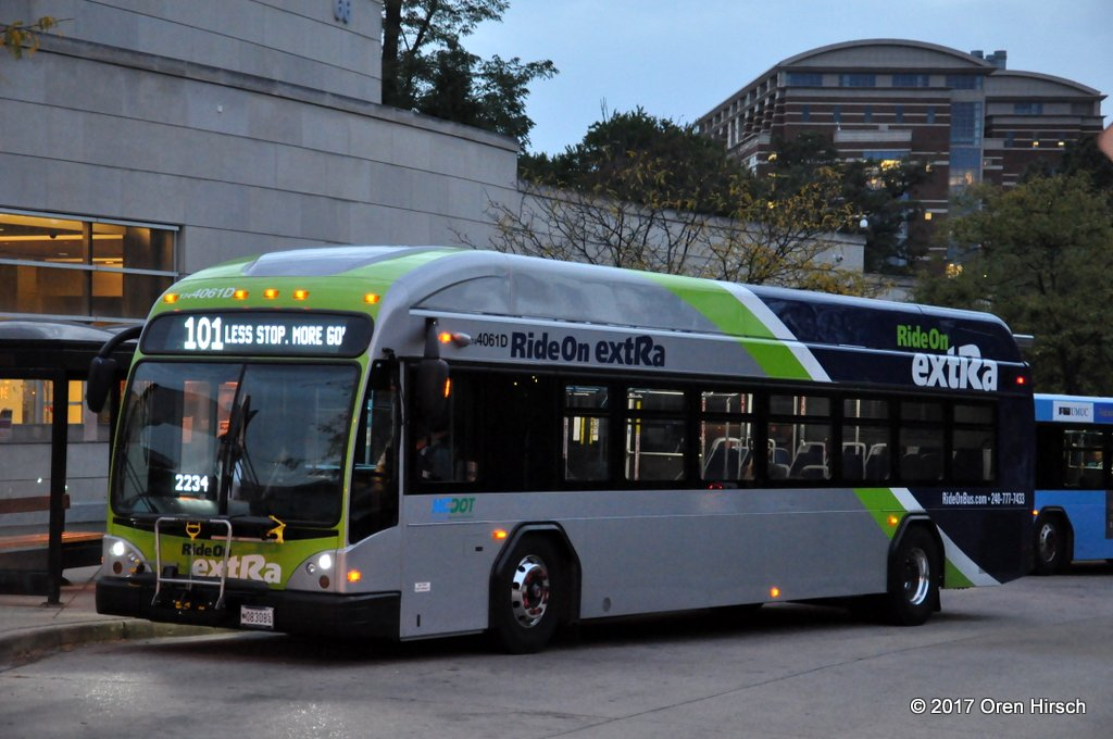 Gillig Advantage/BRT 4061