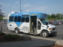 TCAT Owned Cutaway Buses