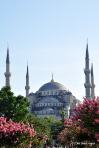 Blue Mosque, IstanbulAugust 11, 2009