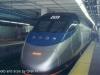 Acela Express Power Car 2039 at Penn Station, New York, June 16, 2001