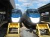 Acela Express Power Car 2038 and Acela Express Power Car 2018
