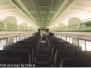 Amtrak Amfleet Passenger Cars