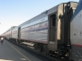 Amtrak Baggage, Mail, and Handling Cars
