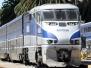 Amtrak F59PHI Diesel Locomotives