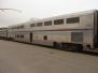 Amtrak Superliner Passenger Cars