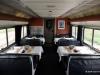Interior: Superliner diner