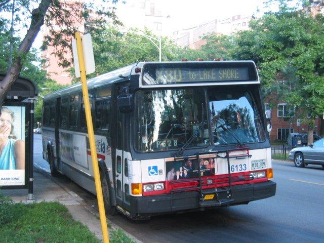 CTA Buses | Oren's Transit Page