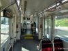 United Streetcar Model 100 Interior