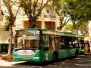 Haifa Egged Scania K270LE & N280UB Buses