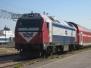 Israel Railways Alstom JT42BW Diesel Locomotives