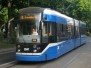 Krakow Bombardier Flexity Classic (NGT6 & NTG6-2) Trams