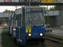 Krakow Konstal Type 105Na Trams