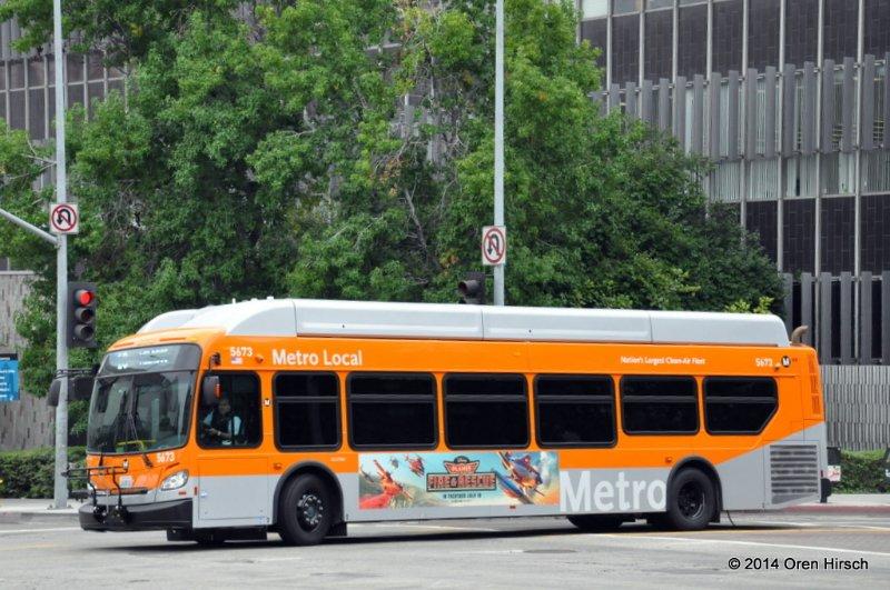 LACMTA Buses   Oren's Transit Page