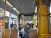 Siemens Articulated Tram interior