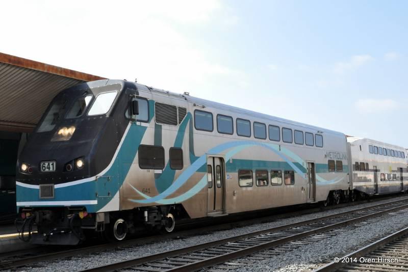 Hyundai Inland Empire >> Metrolink | Oren's Transit Page