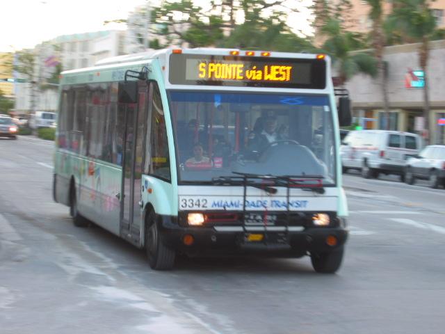 miami-dade transit buses   oren's transit page