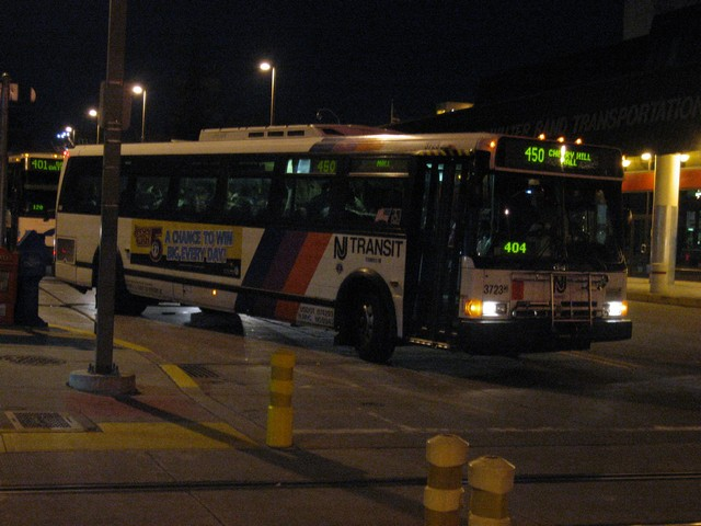 New Jersey Transit Bus Operations Oren S Transit Page
