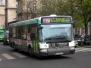 Paris Iveco (Irisbus) Buses