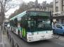 Paris MAN Buses