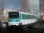 Paris Metro MF67 Stock