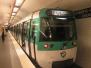 Paris Metro MF77 Stock