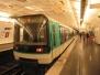 Paris Metro MF88 Stock