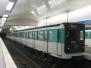 Paris Metro MP59 Stock