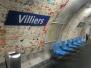 Paris Metro Stations