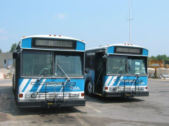 ride on gillig phantom buses oren 39 s transit page. Black Bedroom Furniture Sets. Home Design Ideas