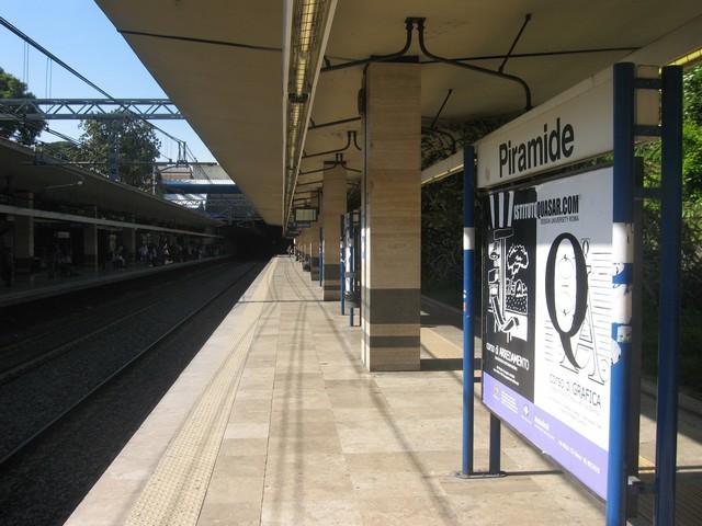 rome metro stations