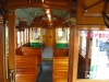 Melbourne W2 tram Interior