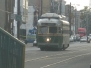 SEPTA PCC-II Trolley Cars