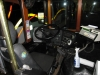 Chance TrolleyBus Interior: Driver's Area