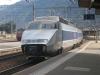 TGV Paris Sud-Est trainset 112