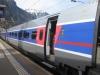 TGV Paris Sud-Est first class car