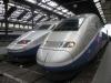 TGV Duplex trainset 288 & TGV Paris Sud-Est trainset 607