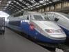 TGV Paris Sud-Est trainset 607