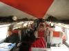 TGV Duplex First Class Upper Level Interior