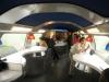 TGV Duplex Cafe Car Interior