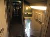TGV Duplex interior stairway