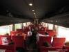 PBKA Trainset Interior: Second Class